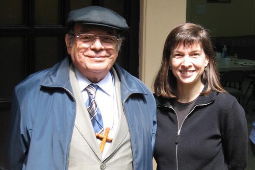 Bishop Ruiz & Suzanne Rumsey