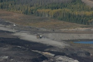 Tar Sands - Clearing Forest