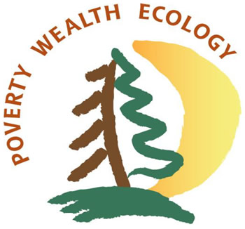 WCC - Poverty Wealth Ecology logo