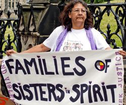 Families of Sisters in Spirit