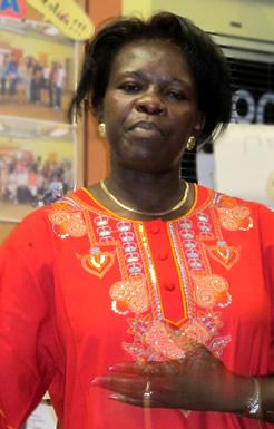 Chantal Bilulu