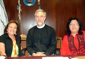 NWAC + Rev. Andrew Johnston
