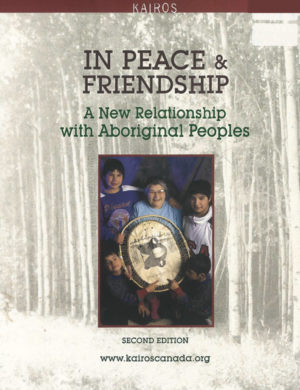 cover - In Peace And Friendship