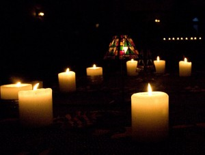 Fasting for Climate Justice Candles