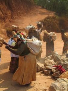 Women of Rhukole Kuguma