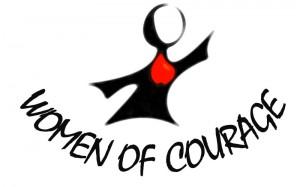 Women of Courage Logo