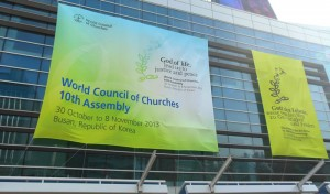 WCC 2013 banners