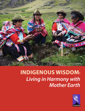cover - Indigenous Wisdom
