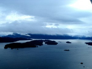 Coastal Islands BC