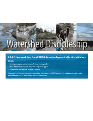 cover - Watershed Discipleship Workshop