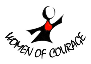 women of courage logo