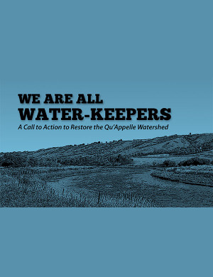 Cover - We are All Water Keepers Report