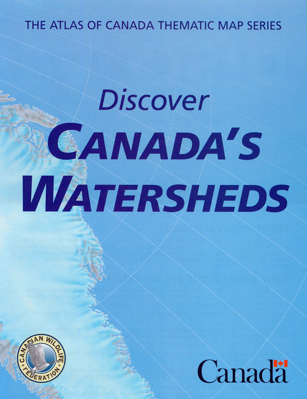 Map Of Canada Pdf.Map Of Canada S Watersheds Pdf Kairos Canada