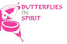 Butterflies in Spirit logo