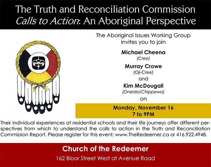 Indian Residential School Truth and Reconciliation ...