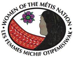 logo women of the metis nation