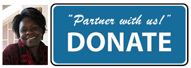partner with us donate button with chantal