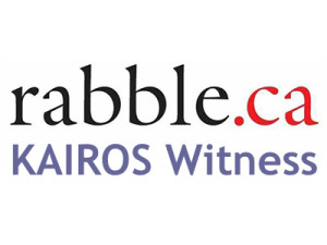 rabble.ca KAIROS Witness