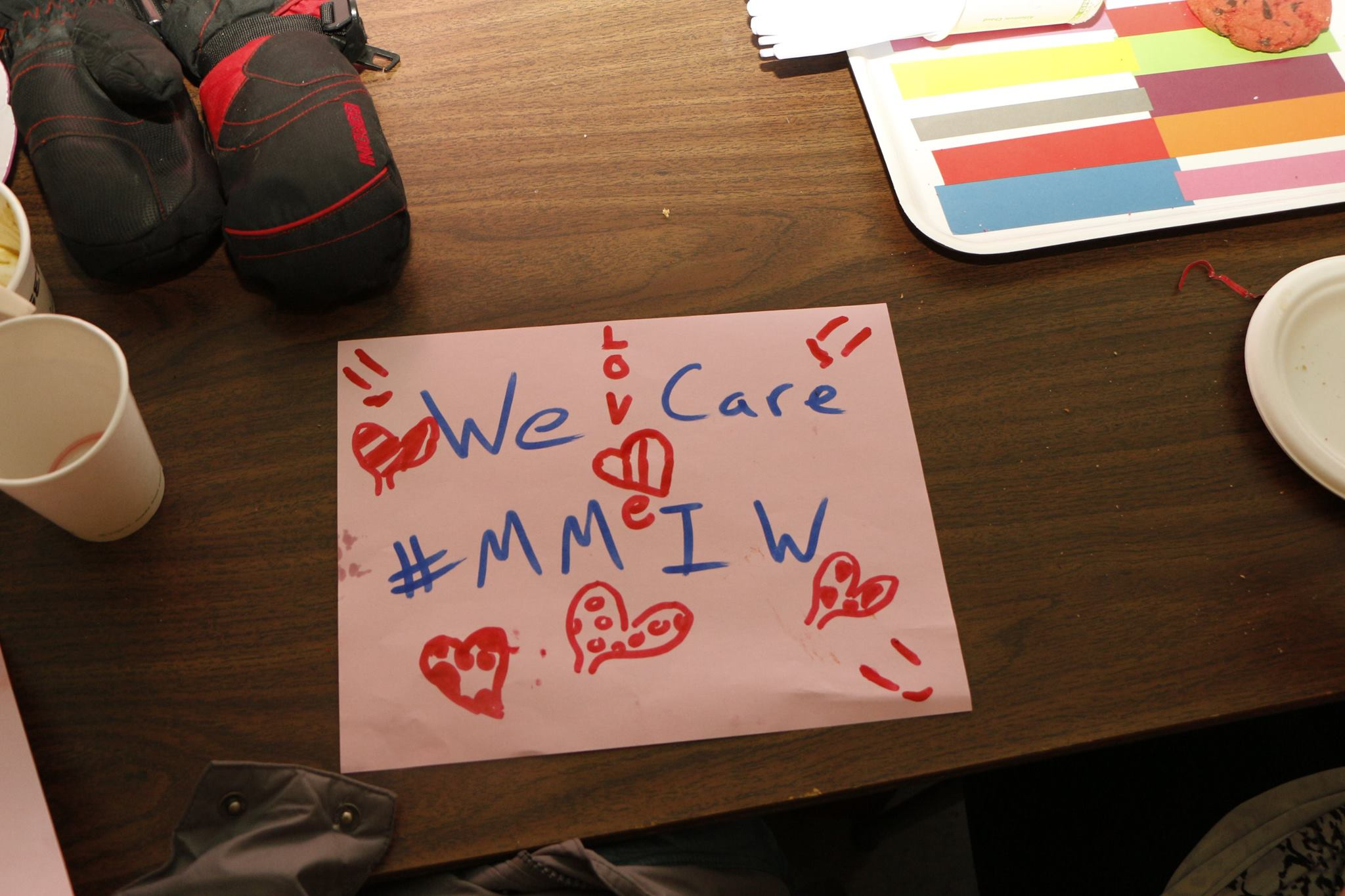 We Care Campaign MMIWG