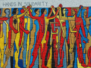 Hands in Solidarity - International Migrants Day