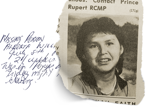 who killed Alberta Williams?