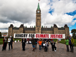Hungry for Climate Justice