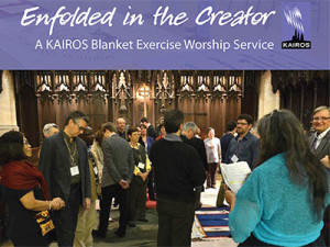 Blanket Exercise Worship