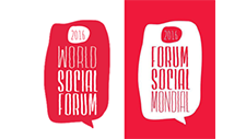 World Social Forum Logo