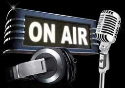 Radio interview icon