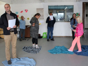 Kenora Fellowship Center, Blanket Exercise, June 1, 2016