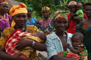 Women of DRC