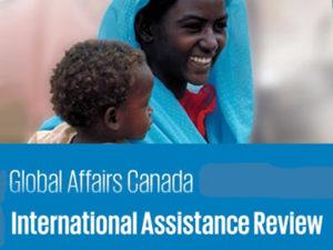 international assistance review