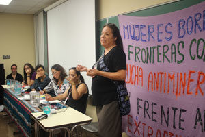 World Social Forum 2016, Gendered Impacts