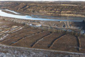 Site C Dam Construction Garth Lenz