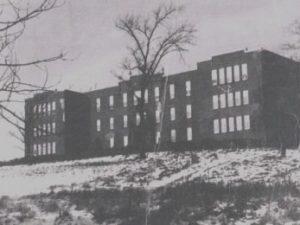 Shubenacadie Residential School, NS