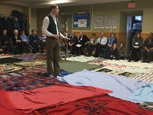 KAIROS Blanket Exercise - Orangeville Citizen