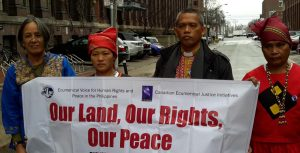Championing peace by making Canadian corporations accountable