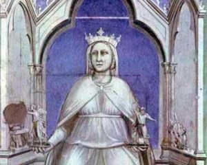 Giotto: The 7 virtues and justice