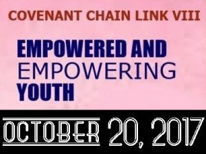 Covenant Chain Link