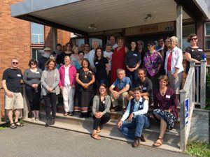 Reconciliation in the Watershed Workshop at Tatamagouche