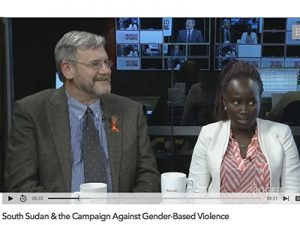 Rogers TV Politically Correct Interview with Jim Davis and Awak Deng