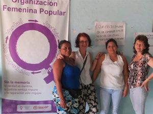 Organizacion Feminina Popular