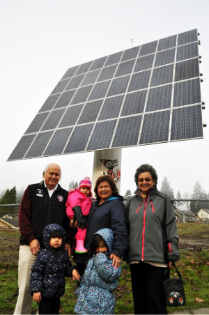 Great Climate Race - Tsleil Waututh Solar2