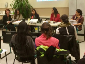 KAIROS women resist mining at international gathering in Montreal