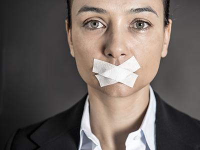 speak to the silenced