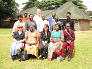 KAIROS Women, Peace and Security partners meet in Nairobi