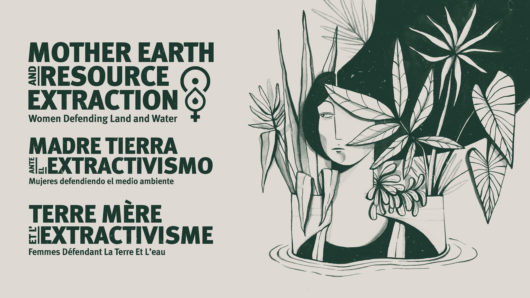 Launching Mother Earth and Resource Extraction: Women ...
