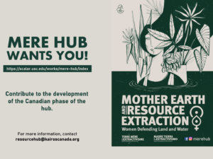 MERE hub Canada