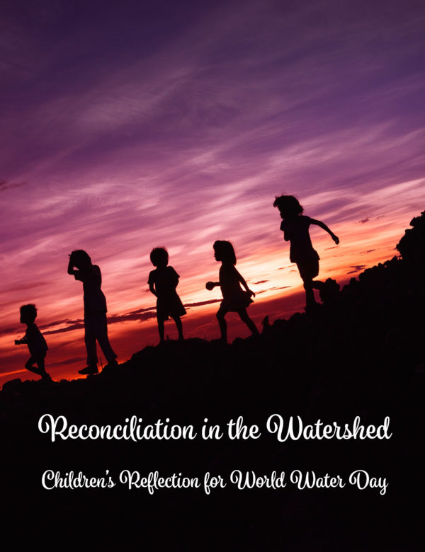 Children's Reflection for World Water Day