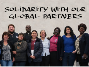 Women, Peace and Security Partners South-South gathering in Toronto, November 2018.